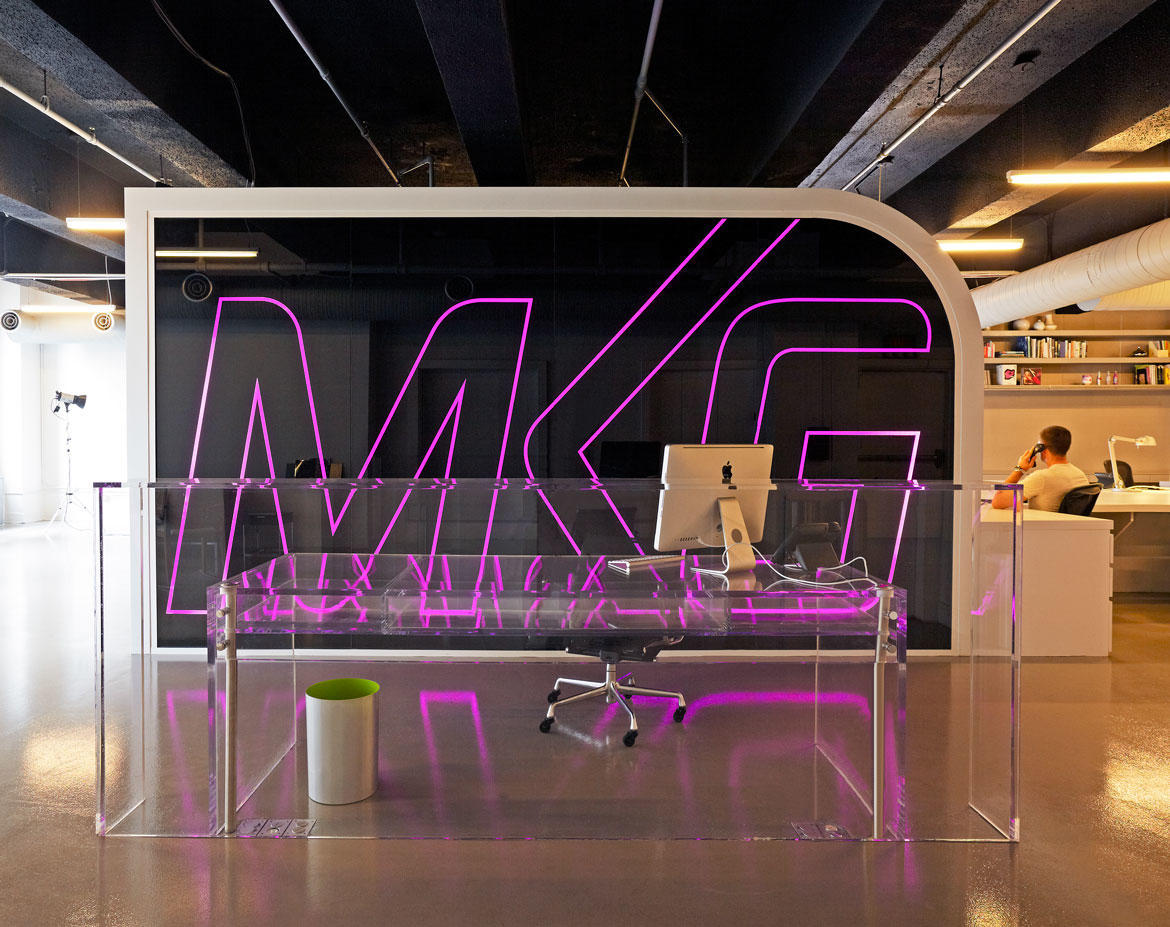 MKG: Where the Creative People Gathered!
